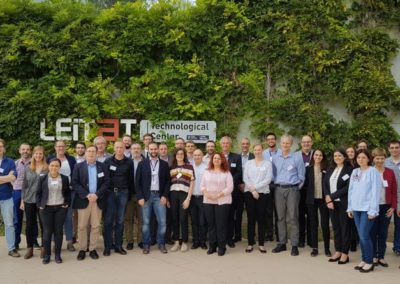 Kickoff meeting hosted by Leitat