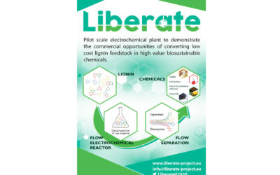 LIBERATE Roll up published!